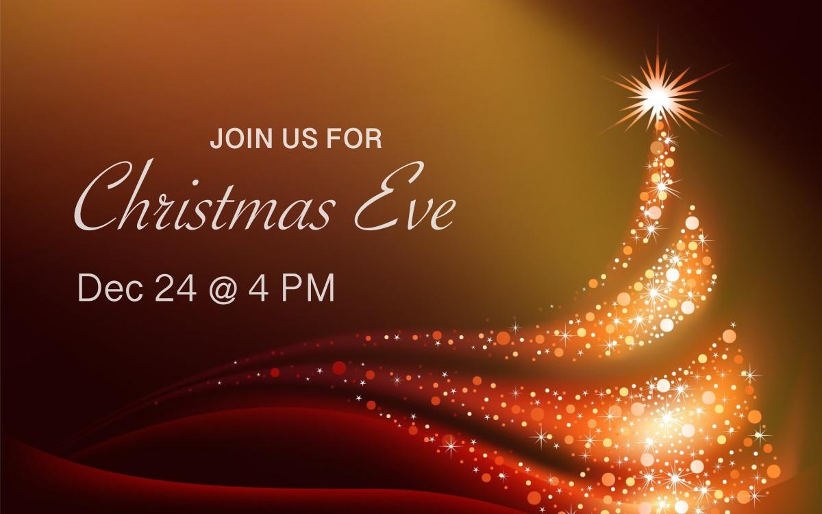 Christmas Eve Service, Burlington, Vermont